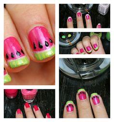 Watermelon cuteness
