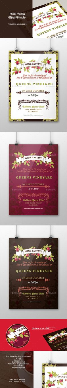 wine art event poster or flyer wine art. Black Bedroom Furniture Sets. Home Design Ideas