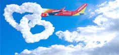 Book vé máy bay giá rẻ Vietjet Air, vé máy bay giá rẻ Hà Nội đi Cần Thơ, khuyến mại giảm giá 30% phí phục vụ tại http://vietjettravel.vn/ve-may-bay-gia-re-ha-noi-di-can-tho.html