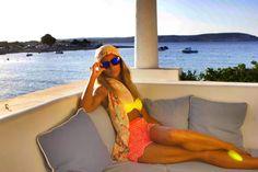 Eye Candy Photoshoot at Baia Beach Club for EYE app