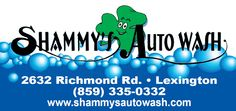 $11 for TWO Rain-X Ultra Car Washes with Shammy's Auto Wash! ($22 Value!)