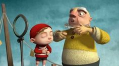 A Cloudy Lesson (HD) VERY CUTE Short Animation Feature by Yezi Xue. Talk about happy accidents. Nice for PSHE. Movie Talk, Film D'animation, School Videos, Social Thinking, Kids Videos, Toddler Videos, Educational Videos, Teaching Spanish, Animation Film