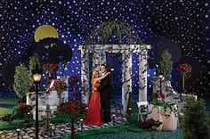 Enchanted Garden Prom Theme!