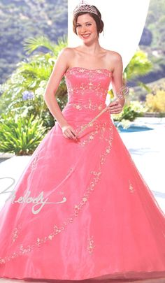 Wedding Quinceanera Dresses 135  Just Your Style!