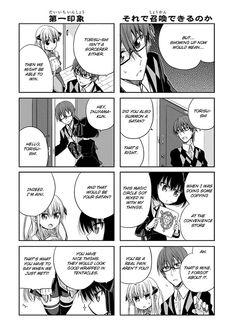 Read manga Akuma mo Fumu o Osoreru Tokoro Vol.001 Ch.002 Read Online online in high quality