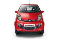 New Price Release 2015 Tata GenX Nano Review Front View Model