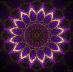 Mandala: uma porta para a consciência em evolução    Presentes nas rosáceas dos suntuosos vitrais coloridos das milenárias catedrais...