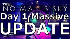 No Man's Sky News (SPOILERS) MUST SEE: No Man's Sky UPDATE 1.03 is AWESO...