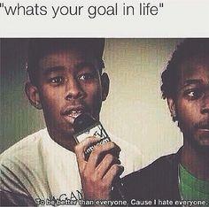 Tyler, The Creator is life