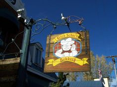 Bishop, CA: Home of Erick Schat's Bakkery... | Gather