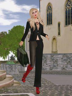 Semi Professional  Credits@ http://brb-gone-shopping.blogspot.co.uk/