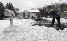 Una Gran Tormenta De Nieve Causa 4 Muertos En El Estado De Nueva York