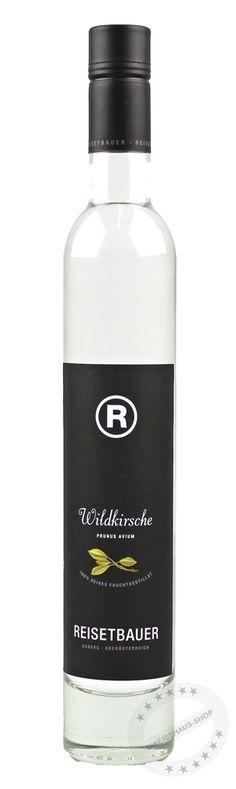 Reisetbauer Wildkirsche Vodka Bottle, Shampoo, Yummy Food, Personal Care, Drinks, Austria, Cherries, Pictures, Drinking