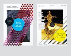 Editorial design, Toko works.