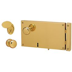 5644 Horizontal Cylinder Lock (5644.003)