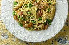 Loaded Pasta Carbonara