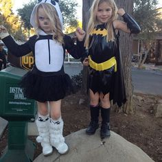 Cute Photos Of Mckenna Grace And Mia Talerico Together On Halloween 2013
