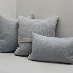 Cushion Skargard Cashmere,Alpaca, New Wool