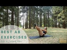 11 GREAT Ab Exercise