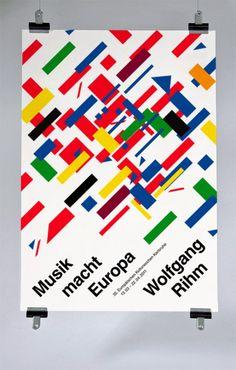 Marina Brugger Graphic Design / Musik macht Europa 2011