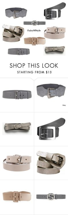 """Belts"" by fairyofstyle on Polyvore featuring мода, Prada, Ann Taylor, Vanzetti, Zero + Maria Cornejo, Maison Margiela и Gucci"