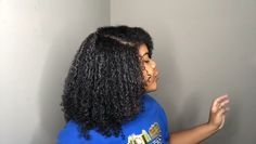 Mixed Girl Hairstyles, Natural Hairstyles For Kids, Afro Hairstyles, Black Natural Hair Care, Black Hair Care, Wash N Go, Natural Hair Journey, Natural Life, Curly Hair Styles