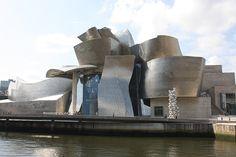 Картинки по запросу фрэнк оуэн гери музей гуггенхайма в бильбао