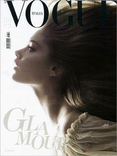 Doutzen Kroes by Steven Meisel for Vogue (Italia)