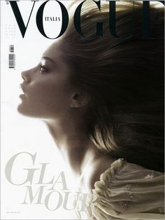 Doutzen Kroes for Vogue (Italia) Feb 2005, photographed by Steven Meisel