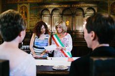 N&N civil wedding in Cortona, Tuscany - ceremony & paperwork coordination by www.tuscantoursandweddings.com