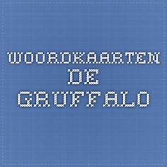 woordkaarten De Gruffalo