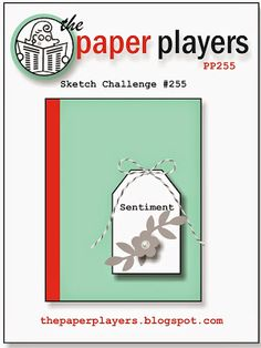 The Paper Players: Paper Players #255: Sandy's Sketch Challenge