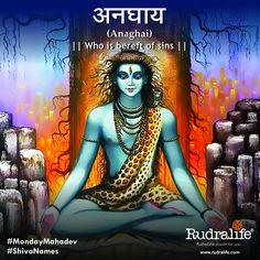 #rudralife #shiva #MondayMahadev #Anaghai Shiva Linga, Shiva Shakti, Shiva Art, Hindu Art, Hindu Deities, Hinduism, Lord Shiva Names, Indian Spirituality, Rudra Shiva
