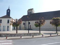 church Saint-Mammès