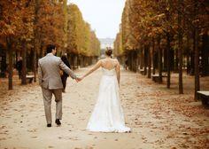 Trash The Dress em Paris | Marilia   Gabriel