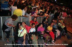 Estão na  1ª fila no concerto do André Sardet e pelas caras estão a gostar do espetáculo