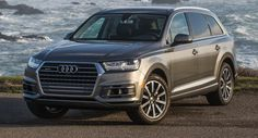 2017 Audi Q7 Gets 2.0-Liter TFSI Four-Pot In The US, Priced From $49,000 #Audi #Audi_Q7