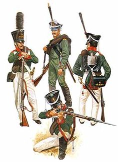The Russian Army of the Napoleonic Wars - Infantry 1799–1814