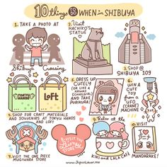 10 Things To Do in Shibuya, Tokyo | Japan Lover Me