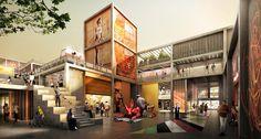 Galeria de Foster + Partners é selecionado para projetar a segunda fase do Dubai…