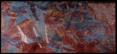 Mural de Cacaxtla 1