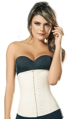 68a05109d6d Classic Latex Waist Cincher and Caffeine Cream Bundle Shape Of Your Body