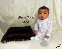 Carter's christening pictures :)