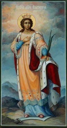 SlAvKo JOVIČIĆ SLAVUJ:  7.12. је - Света великомученица Екатерина.