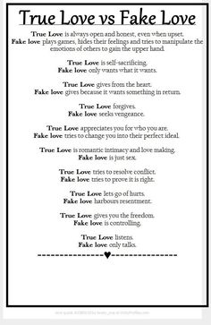 True vs Fake