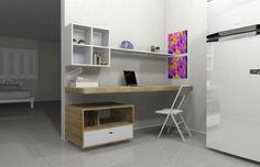 Mesa de estudo #mesa #table #little