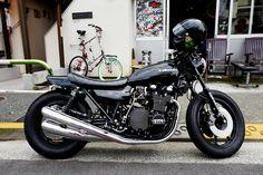 近藤さん/KAVACH MOTORCYCLE/Z2