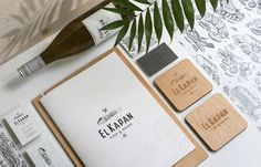 "Dai un'occhiata a questo progetto @Behance: ""El Kapan"" https://www.behance.net/gallery/41089727/El-Kapan"