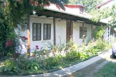 Casa veche romaneasca