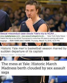 Reminder: Sexual Violence Against Women Is More Important Than Sports - While the facts about Montague's case still remain unclear, many media outlets took the news of his expulsion as a chance to focus first and foremost on how the accusations negatively impact Yale's basketball team.